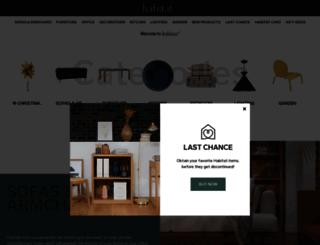 habitatgreece.gr screenshot