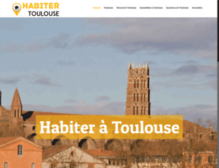 habiter-toulouse.fr screenshot