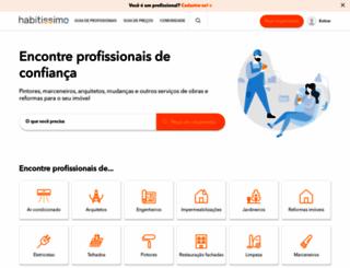 habitissimo.com.br screenshot