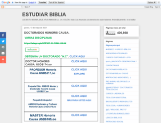 hablabiblia.blogspot.com screenshot