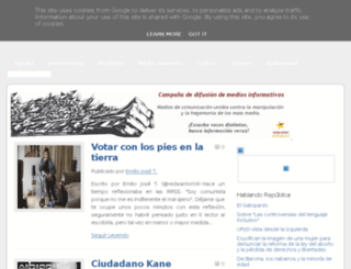 hablandorepublica.blogspot.com.es screenshot