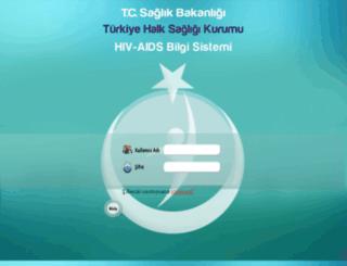 habs.thsk.gov.tr screenshot