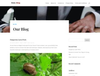 habsblog.com screenshot