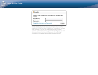 hac.fultonschools.org screenshot