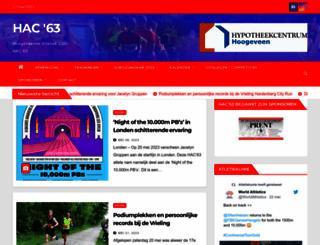 hac63.nl screenshot