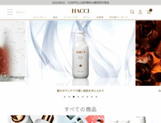 hacci1912.com screenshot