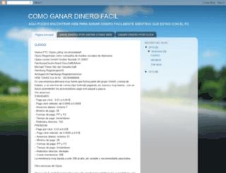 hacerdineroconlared.blogspot.com.es screenshot