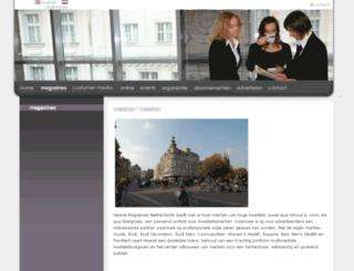 hachette.nl screenshot