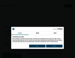 hacon.de screenshot