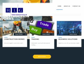 hadabinvestment.com screenshot