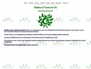 haddou.com screenshot