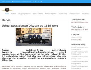 hades.kei.pl screenshot