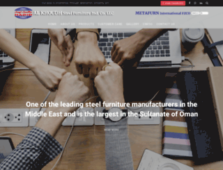 hadid.com screenshot
