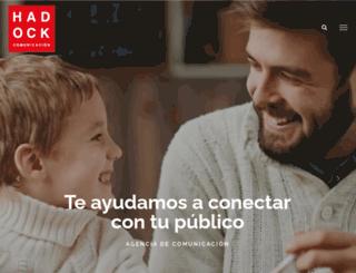 hadock.es screenshot