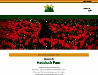 hadstockfarm.co.nz screenshot