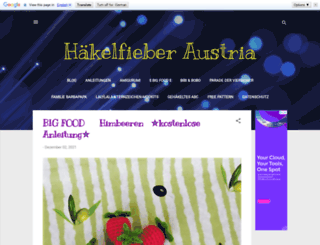 haekelfieber-austria.blogspot.co.at screenshot