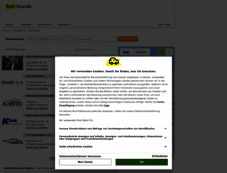 haendler.autoscout24.de screenshot