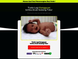 hafalalquran.com screenshot