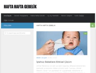 haftahaftagebelik.com.tc screenshot