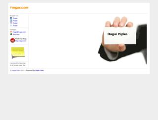 hagai.com screenshot