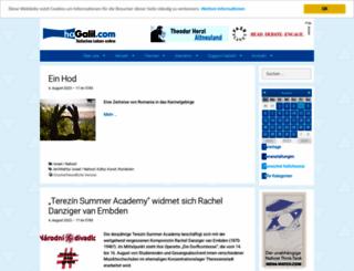 hagalil.com screenshot