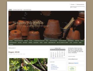 hagenpahytta.net screenshot