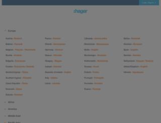 hager.com screenshot