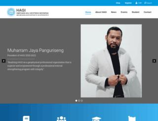hagi.or.id screenshot