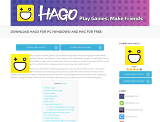 hagopc.com screenshot