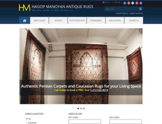 hagopmanoyan.com screenshot