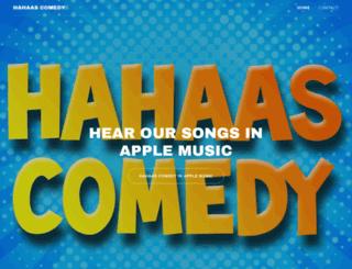hahaas.com screenshot