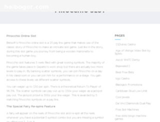 haibogor.com screenshot