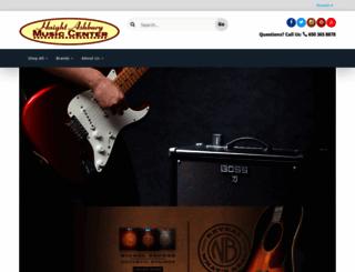 haightashburymusic.com screenshot