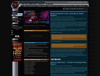 hailingfrequency.com screenshot