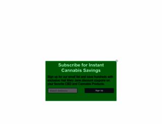 hailmaryjane.com screenshot