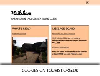 hailsham.me.uk screenshot