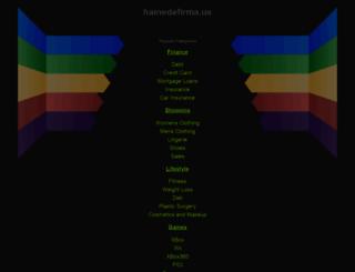 hainedefirma.us screenshot