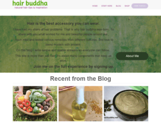 hairbuddha.net screenshot