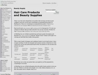hairexpo.biz screenshot