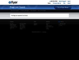 hairextensionsbybee.vflyer.com screenshot