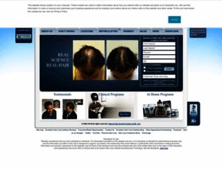 hairgrowthcenters.com screenshot