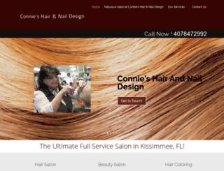 hairsaloninkissimmeefl.com screenshot