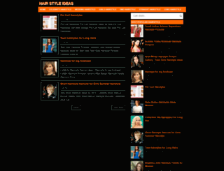 hairstyleideasblog.blogspot.com screenshot