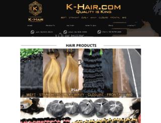 hairvn.com screenshot