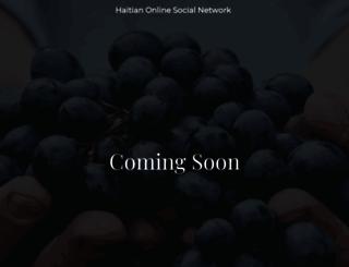 haitiworld.net screenshot
