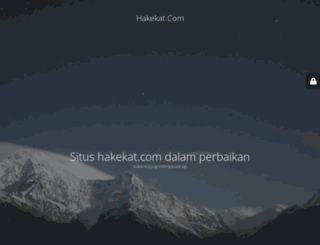 hakekat.com screenshot