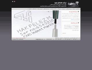 hakfelez.com screenshot
