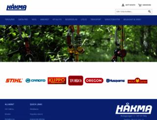 hakma.se screenshot