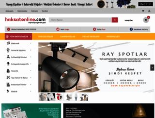 haksatonline.com screenshot