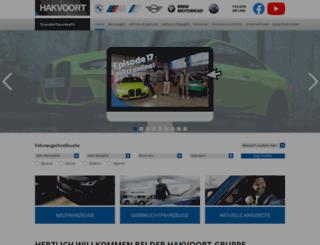 hakvoort.de screenshot
